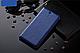 """Xiaomi Mi Mix 2s оригинальный кожаный чехол книжка из натуральной кожи магнитный противоударный """"BULL LEATHER"""", фото 5"""