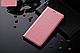 """Xiaomi Mi Mix 2s оригинальный кожаный чехол книжка из натуральной кожи магнитный противоударный """"BULL LEATHER"""", фото 7"""