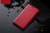 """Xiaomi Redmi 5A оригинальный кожаный чехол книжка из натуральной кожи магнитный противоударный """"BULL LEATHER"""", фото 8"""