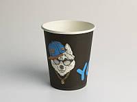 Бумажный стаканчик 175 мл. 50шт.(54/2700) YO