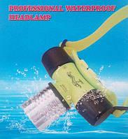 Подводный налобный фонарь Bailong Bl-6800 (минимальная комплектация)