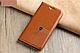 """Xiaomi Mi Mix 2s оригинальный кожаный чехол книжка из натуральной кожи магнитный противоударный """"MARBLE SOFT"""", фото 4"""