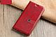 """Xiaomi Mi Mix 2s оригинальный кожаный чехол книжка из натуральной кожи магнитный противоударный """"MARBLE SOFT"""", фото 6"""
