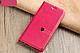 """Xiaomi Mi Mix 2s оригинальный кожаный чехол книжка из натуральной кожи магнитный противоударный """"MARBLE SOFT"""", фото 8"""