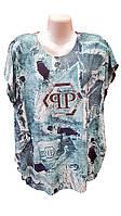 Туника-футболка женская, фото 1