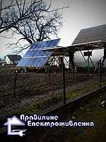 Сонячна електростанція 17 кВт с. Гаї-Дітковецькі 1