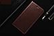 """Xiaomi Mi Mix 2s оригинальный кожаный чехол книжка из натуральной кожи магнитный противоударный """"PLATINUM C"""", фото 7"""