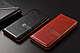 """Xiaomi Mi Mix 2s оригинальный кожаный чехол книжка из натуральной кожи магнитный противоударный """"BULL PL"""", фото 2"""
