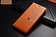 """Xiaomi Mi Mix 2s оригинальный кожаный чехол книжка из натуральной кожи магнитный противоударный """"BULL PL"""", фото 4"""