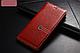 """Xiaomi Mi Mix 2s оригинальный кожаный чехол книжка из натуральной кожи магнитный противоударный """"BULL PL"""", фото 6"""