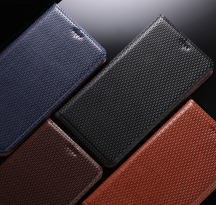 """LG G7 ThinQ оригинальный кожаный чехол книжка из натуральной кожи магнитный противоударный """"TOROS"""""""