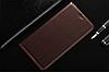 """SONY L2 H4311 оригинальный кожаный чехол книжка из натуральной кожи магнитный противоударный """"TOROS"""", фото 9"""