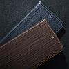 """Xiaomi Mi Mix 2s оригинальный кожаный чехол книжка из натуральной кожи магнитный противоударный """"TOROS LINE"""""""