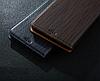 """LG Q7 (2018) оригинальный кожаный чехол книжка из натуральной кожи магнитный противоударный """"TOROS LINE"""", фото 4"""