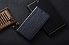 """LG Q7 (2018) оригинальный кожаный чехол книжка из натуральной кожи магнитный противоударный """"TOROS LINE"""", фото 7"""