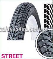 Велосипедная шина   24 * 1,75   (SRI-75 ёлочка)   DSI-Шри Ланка   (#LTK), шт