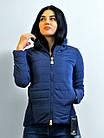Демисезонная утепленная женская куртка , фото 2