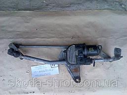 3C1 955 023 E Трапеция механизм моторчик стеклоочистителя Volkswagen Passat B6 Пасат B6 3CТрапеция 1 955 419 A