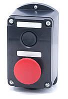 Пост кнопочный ПКЕ 222-2 IP54 гриб