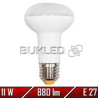 Светодиодная лампа 11Вт, 220 В, E27, 880 Лм, R63