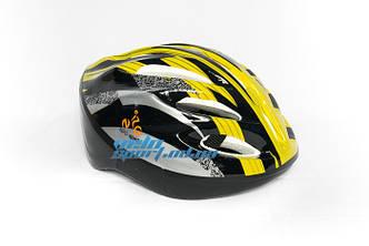 Защитный шлем регулируемый