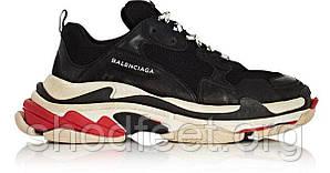 Женские кроссовки Balenciaga Triple S Sneakers