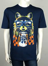 Мужская футболка 18015 Б