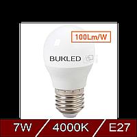 Светодиодная лампа Feron LB-195 7W E27 4000K, фото 1