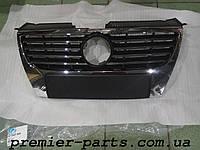Решетка радиатора Volkswagen passat b6 Фольксваген Пассат Б6 , FP7407990 Fps