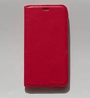 Чехол-книжка для смартфонов Samsung Galaxy J700, J701, J7Neo красная
