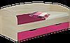 Ліжко з шухлядами Вінні 2000х 800