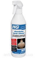Чистячий спрей для світильників і люстр HG, 500 мл