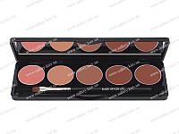 Палитра из 5 помад (5 Lipstick palette) №3