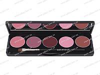 Палитра из 5 помад (5 Lipstick palette) №7