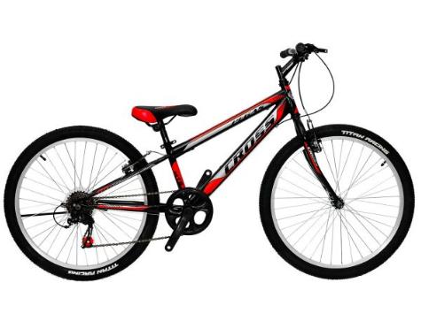 """Велосипед для подростка Cross Pegas 24"""" 2018"""
