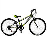 "Велосипед для подростка Cross Pegas 24"" 2018, фото 2"