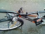 "Велосипед для подростка Cross Pegas 24"" 2018, фото 8"