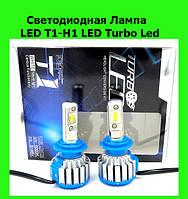 Светодиодная Лампа LED T1-H1 LED Turbo Led!Опт
