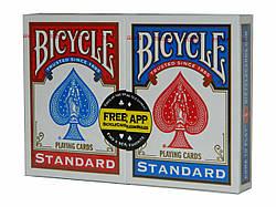 Bicycle Standard 2 колоды