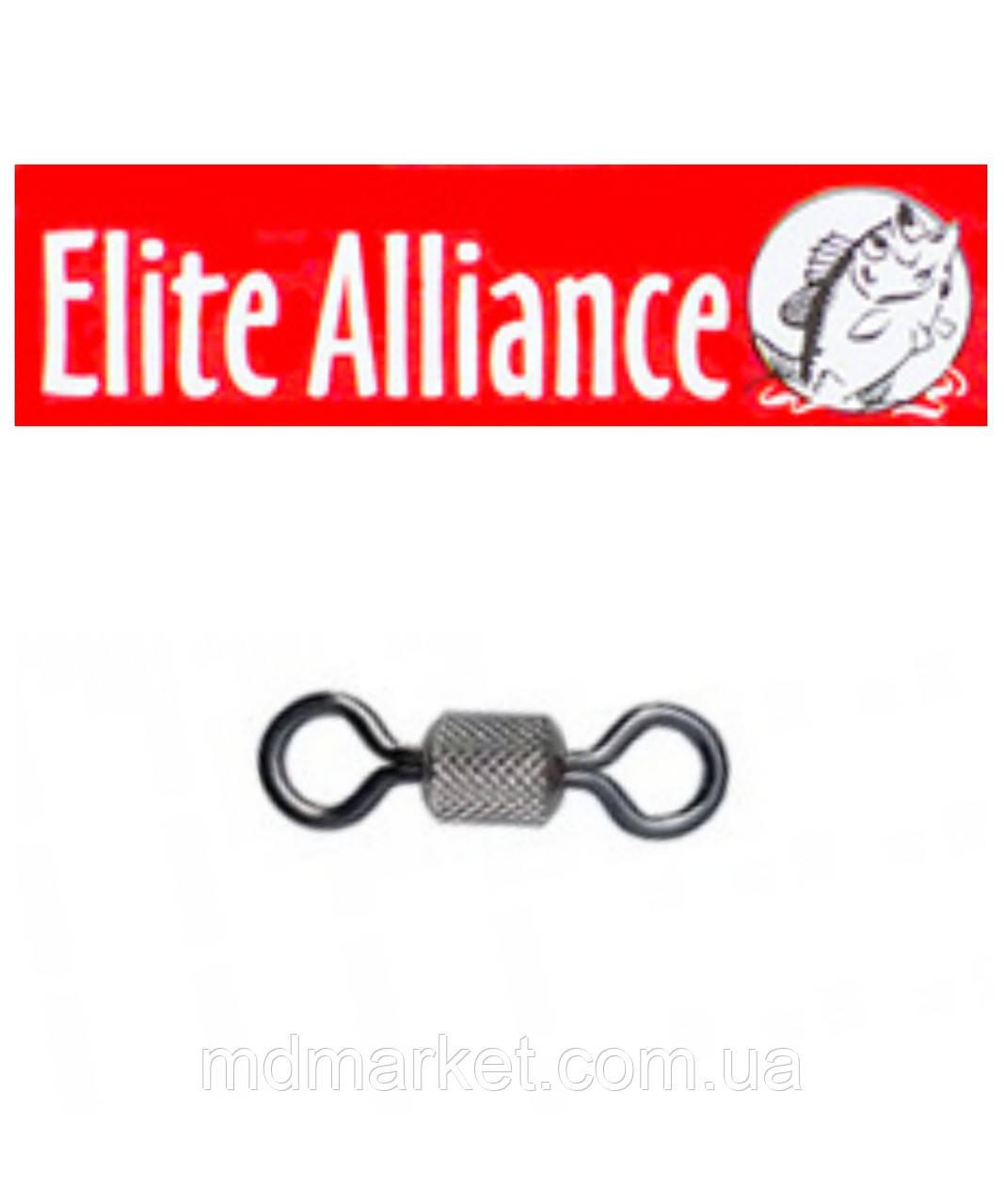 Вертлюг Elite Alliance №8 10шт.