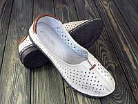 Мокасины Allshoes 77937-11 BEIGE/BROWN 36 23,5 см, фото 1