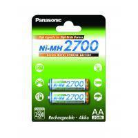 Акумулятор PANASONIC High Capacity AA 2700 mAh * 2 (BK-3HGAE\/2BE)