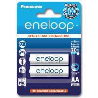 Акумулятор PANASONIC Eneloop AA 1900mAh NI-MH * 2 (BK-3MCCE\/2BE)