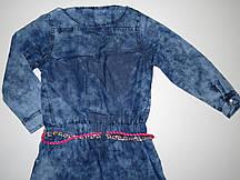 CSQ89067,Seagull, Джинсовое платье для девочек, [146]