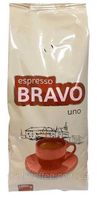 Кофе BRAVO UNO зерно 1кг