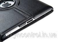 """Защитный вращающийся кожаный чехол для Smart чехол для IPAD 2/3/4 9,7"""" черного цвета, фото 3"""