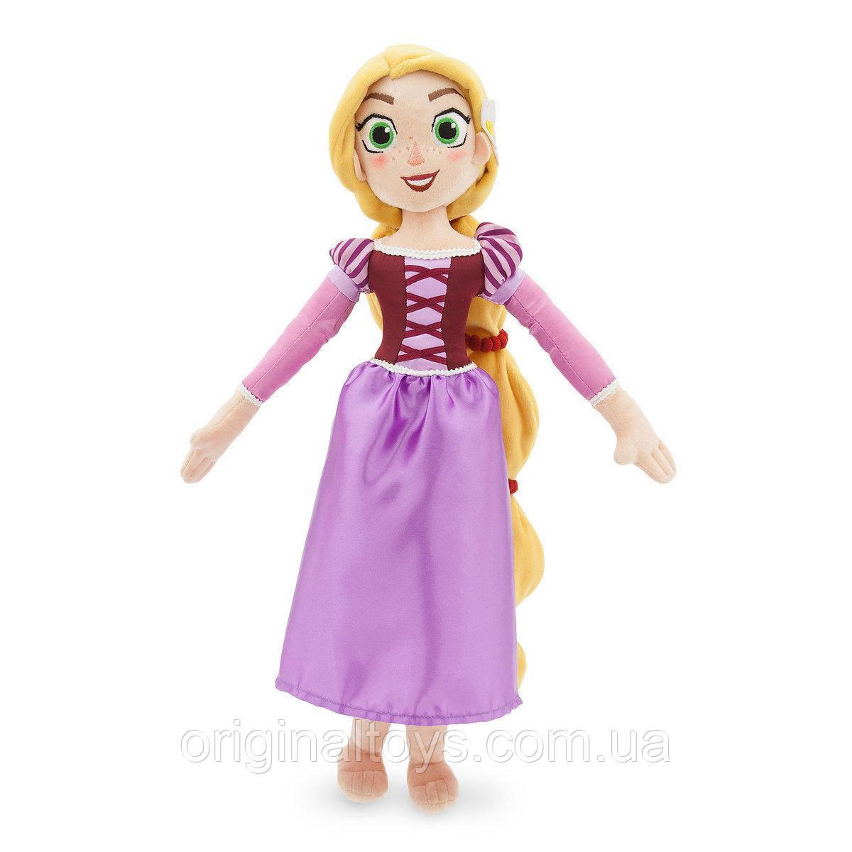 Мягкая игрушка кукла Рапунцель Disney 50 см