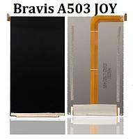 LCD дисплей, экран для Bravis A503 JOY