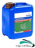 Щелочное моюще-дезинфицирующее средство  для доильного оборудования, 6 кг