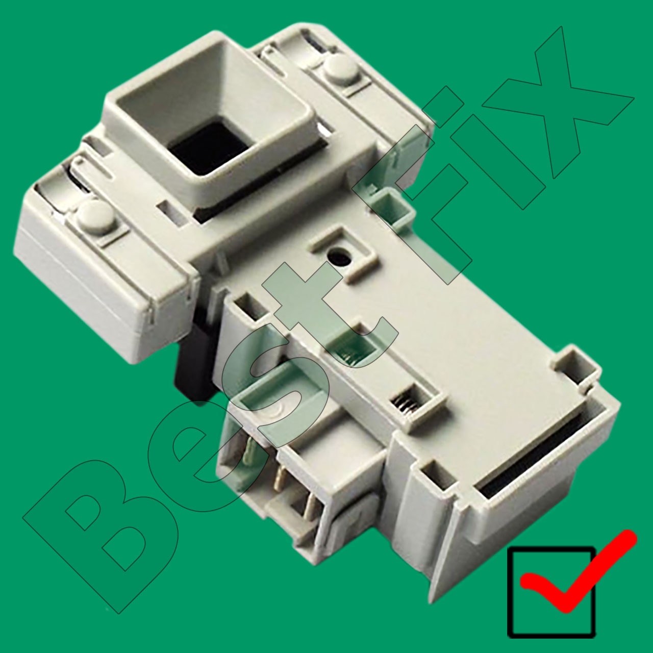 Замок двери, люка Bosch 610147 оригинал